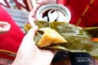 Aroma wangi kue cang atau kicang