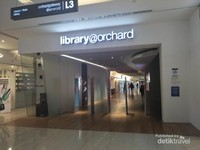 Pintu masuk library@orchard