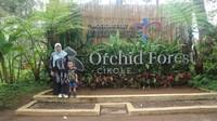 Orchid Forest Cikole terkenal di kalangan wisatawan sebagai objek wisata yang memiliki berbagai spot foto instagramable