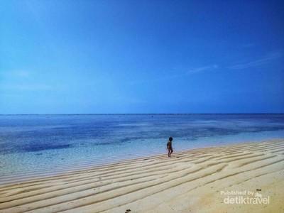 Primadona Baru di Raja Ampat, Pulau Bonbedar