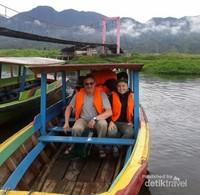 Turis Mancanegara di Rawa Bento (Sumber ig Rawa Bento)