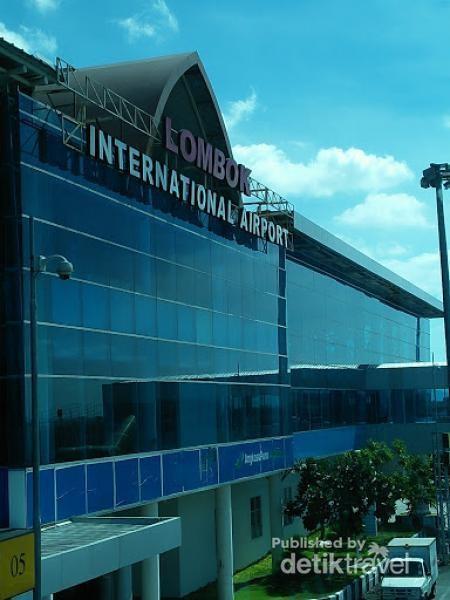 Selamat datang Lombok