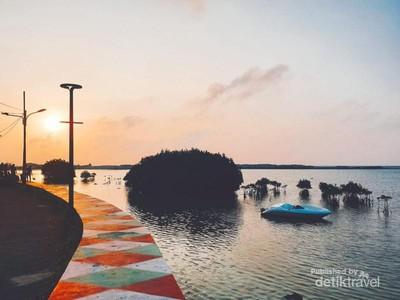Keindahan Pulau Pramuka yang Selalu Menggoda