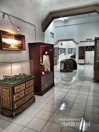 Ruangan Kesehatan Budaya yang terkenal di museum ini