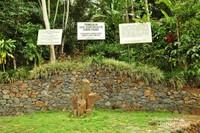 Papan Penunjuk wisata Gunung Padang