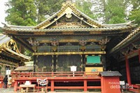 Bangunan di Toshogu Shrine
