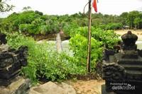 Panorama dari Pura Amarta Jati
