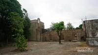 Salah satu bagian dari Pesanggrahan. Komplek bangunannya terbuat dari batubata tanpa struktur kayu