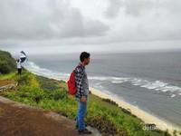 keindahan pantai nyang - Nyang Bali spot tersembunyi menyimpan keindahan yang berbeda dengan pantai lainya