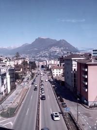Lugano always looks beautiful on any side