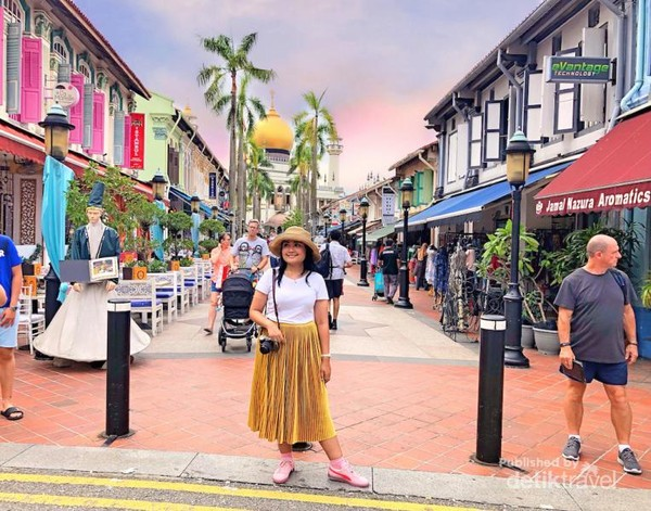 Welcome to Kampong Glam