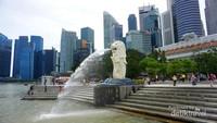 Patung paling ikonik di singapore