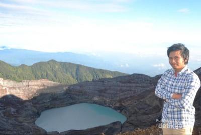 Petualangan ke Gunung Dempo di Pagaralam