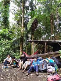 Shelter 1 di Kampung IV