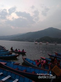 Phewa lake...pokhara