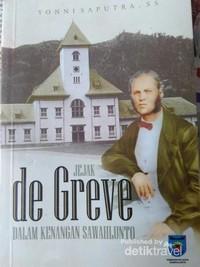 Buku Jejak de Greve (koleksi pribadi)