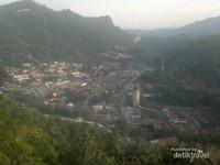 Kota Sawahlunto (koleksi pribadi)