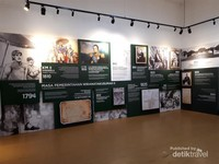 Ruangan kedua seluruh dindingnya dipenuhi linimasa bandung dimulai dari pengangkatan Bupati Bandung pertama yang bergelar Tumenggung Wira Angun-Angun. Penjelasan di ruangan ini juga dilengkapi dengan gambar dokumen atau tokoh-tokoh yang berkaitan.