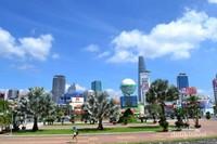 Taman di Saigon