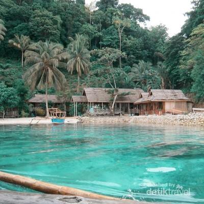 Keindahan Kepulauan Togean di Sulawesi Tengah