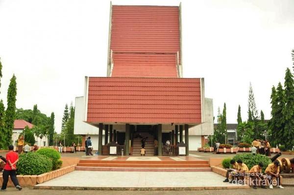 Bangunan Museum Banjar