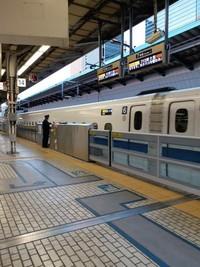 Tokyo station memiliki 28 platform, 20 di atas tanah dan 8 di bawah tanah