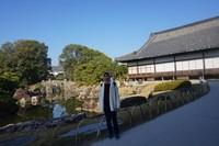 Setelah jatuhnya Shogun pada tahun 1867, Nijo Castle dialihfungsikan menjadi istana kekaisaran
