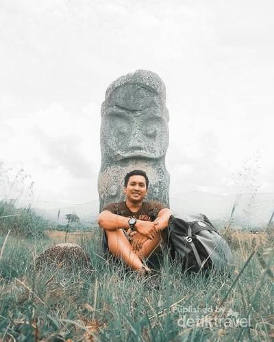 Ada Simbol Cinta Sejati di Situs Tertua dari Palu