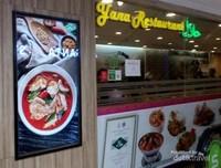 Yana Resto menyajikan berbagai menu halal diantaranya Tom Yam