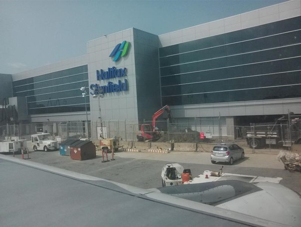 Bandara Halifax Stanfield Internasional, Kanada.