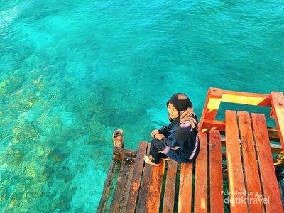 Bukan Bora-bora, Ini Takabonerate di Indonesia