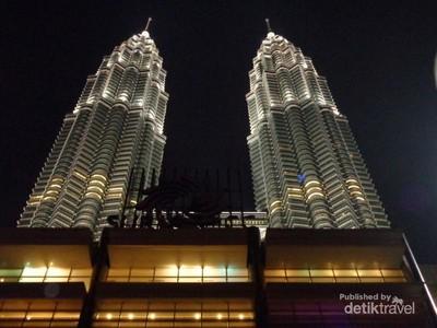 Potret Menara Kembar Ikonik Malaysia, Petronas