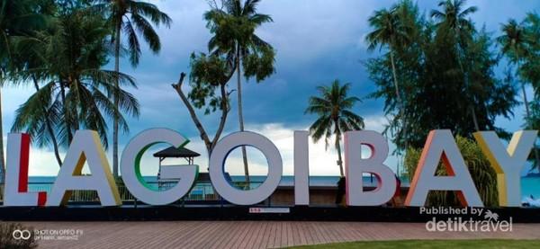 Icon dari Lagoi Beach