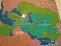 Wilayah kekuasaan Amir Timur