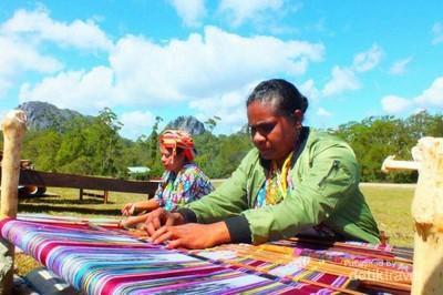 Ini Rupa Pesta Rakyat dari Kabupaten Timor Tengah Selatan NTT