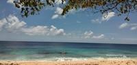 Pantai ini terletak di Minahasa Utara, Likupang