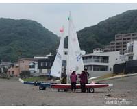 Pantai Akiya, Kanagawa Prefecture