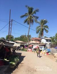 Pasar tradisional Oesapa