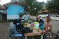 Sejumlah wisawatan telah datang di Desa Liyu, untuk mengikuti acara Mesiwah Pare Gumboh.