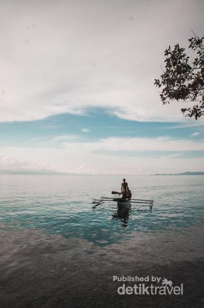 Perairan di Ambon