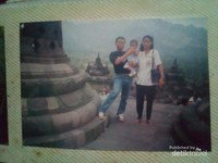 Candi Borobudur pada Tahun 2001