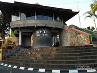 Volcano Theatre, tempat melihat film tentang gunung berapi