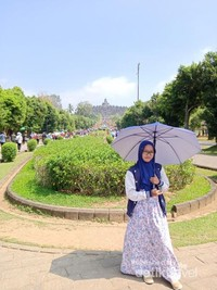 Arah Masuk Candi Borobudur
