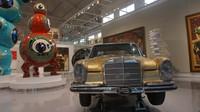 Mobil Merci keluaran 1972 ini menjadi inspirasi berdirinya museum. Mobil ini merupakan kesayangan ayah dari pemilik museum ini.