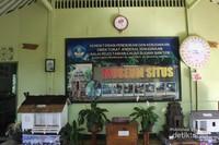 Di lokasi ini juga terdapat museum yang menjelaskan sejarah candi .
