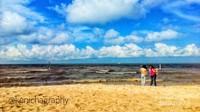 Pasir putih pantai Bali lestari