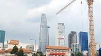 Penampakan Saigon Skydeck Bitexco Financial Tower
