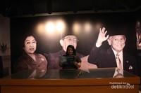 Di tempat ini  juga terdapat gambar beberapa mantan presiden RI