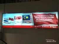 Perjalanan Tiga Negara saya diawali di Negara Malaysia