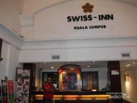Hotel tempat kami menginap